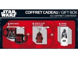 Pack Caneca+Porta-chaves+Copo STAR WARS — Star Wars
