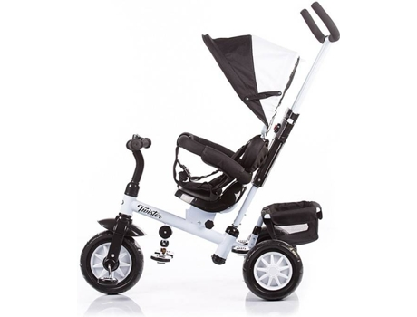 Triciclo CHIPOLINO Bidireccional Twister Black White
