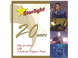 CD Starlight - 20 anos — Portuguesa