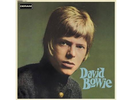 Vinil LP David Bowie - David Bowie — Pop-Rock