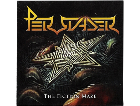 CD Persuader  - The Fiction Maze