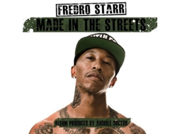 CD Fredro Starr - Made In The Streets