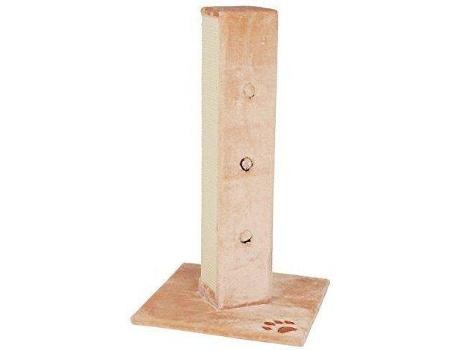 TRIXIE - Poste Arranhador para Gatos TRIXIE Soria Bege (45 x 45 x 80 cm)