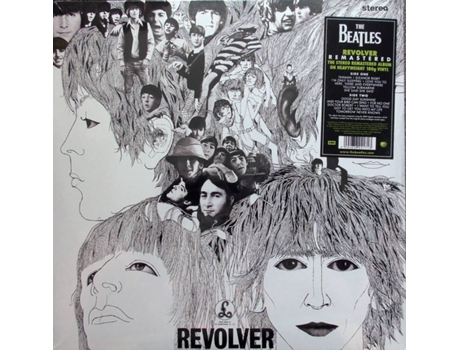 Vinil The Beatles: Revolver — Pop-Rock