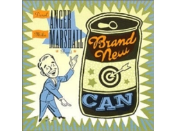 CD The Darol Anger-Mike Marshall Band - Brand New Can