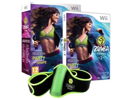 Jogo Nintendo Wii Zumba Fitness 2 Worten Pt