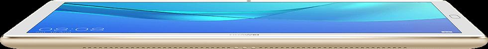 Huawei MediaPad M5 metal fuselage front