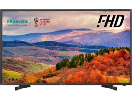 TV LED Full HD HISENSE 39'' H39N2110C — Full HD