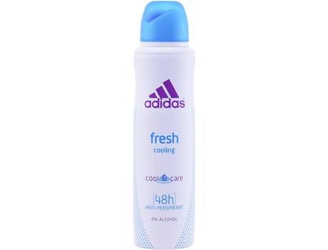 Desodorizante ADIDAS Woman Cool Care Fresh Cooling Spray (150 ml)