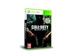 Jogo XBOX 360 Call Of Duty Black Ops (Classics Edition)