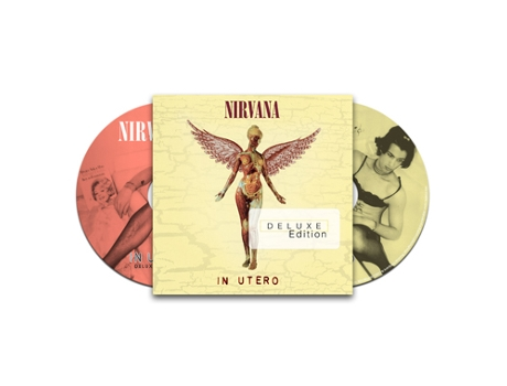 CD Nirvana - In Utero- 20Th Anniversary - Deluxe Edition — Pop-Rock