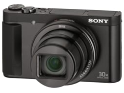 Máquina Fotográfica Bridge SONY HX90V (Preto - 18.2 MP - ISO: 80-12800 - Zoom Ótico: 30x) — 18.2 MP | Zoom ótico 30x
