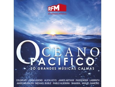 CD Oceano Pacífico IV — Pop-Rock