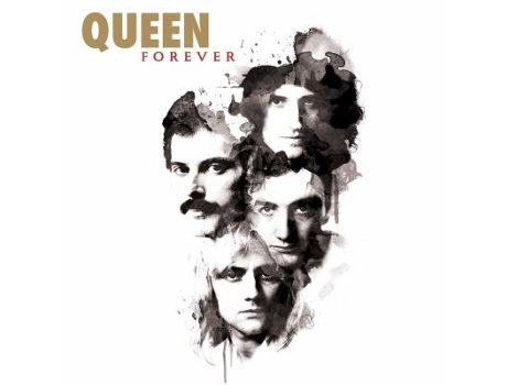 CD Queen- Queen Forever — Pop-Rock