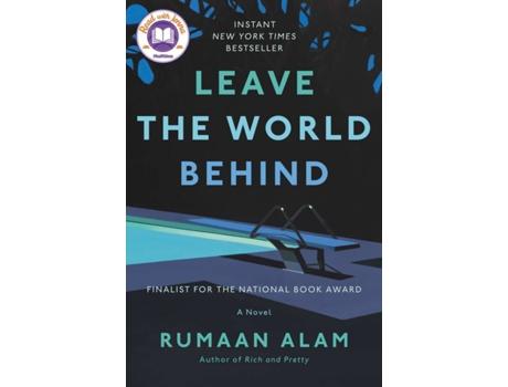 Livro Leave The World Behind de Rumaan Alam (Inglês)
