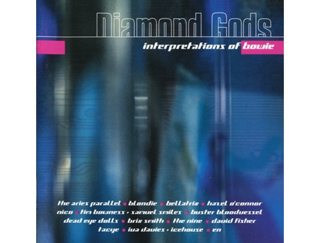 CD Diamond Gods - Interpretations Of Bowie