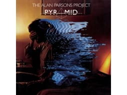 CD The Alan Parsons Project Pyramid — Pop-Rock