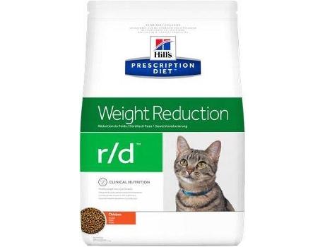 HILLS DIET - Ração para Gatos HILLS DIET (1.5Kg - Seca)