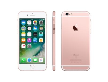iPhone 6s APPLE (4 7'' - 2 GB - 32 GB - Rosa Dourado)