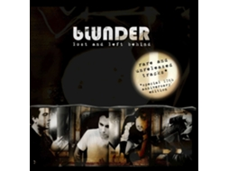 CD Blunder - Lost And Left Behind — Pop-Rock