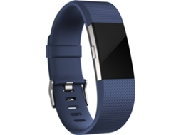 Bracelete FITBIT Charge 2 em Azul — Para FITBIT Charge 2 | Tamanho S