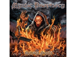 CD Mystic Prophecy - Savage Souls