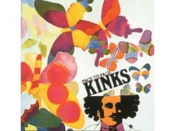 CD The Kinks - Face To Face
