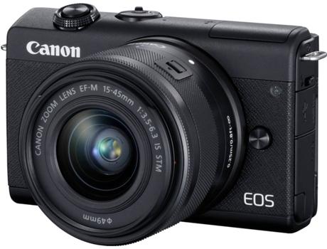 KIT CÂM FOT CANON EOS M200 PR+ M15-45 | [7115100 ]