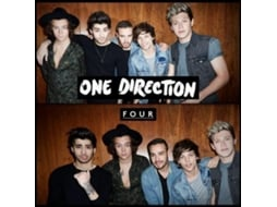 CD One Direction Four (Portuguese version) — Pop-Rock