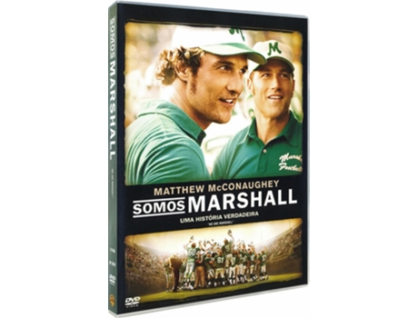 DVD Universidade Marshall — De: McG | Com: Matthew McConaughey,Matthew Fox,Anthony Mackie