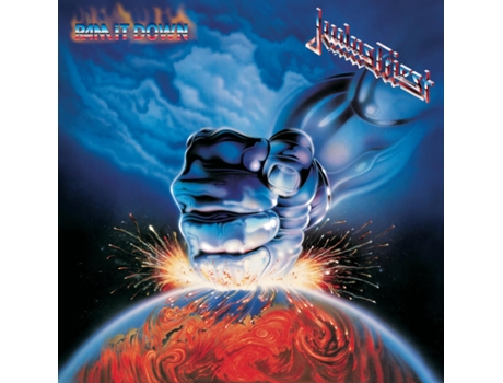 CD Judas Priest - Ram It Down — Pop-Rock