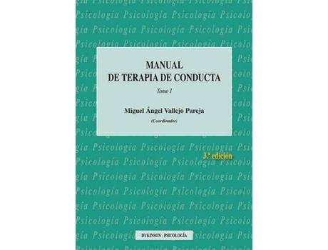 Marca do fabricante - Livro Manual De Terapia De Conducta