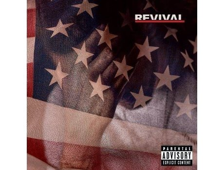 CD Eminem - Revival — Pop-Rock