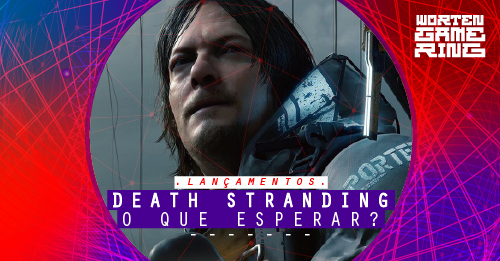 Death Stranding - Jogo Exclusivo Playstation