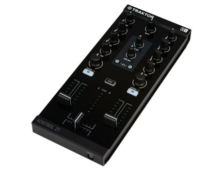 Controlador DJ NATIVE INSTRUMENTS Kontrol Z1 — Compatibilidade: Mac | Pc