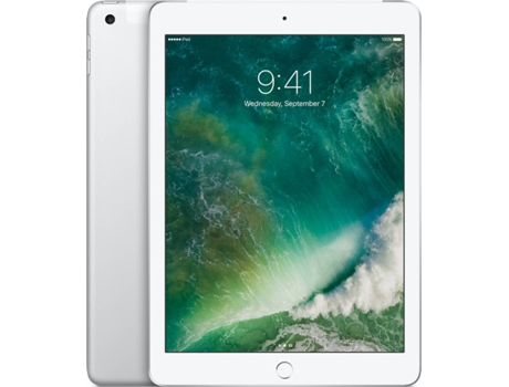 iPad 9.7'' APPLE Wi-Fi+Cellular 32GB Silver - MP1L2TY/A — 9.7'' / 32 GB / iOS 10