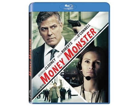 Blu-Ray Money Monster — Da realizadora Jodie Foster