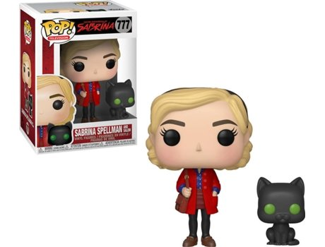 Figura FUNKO Pop! Chilling Adventures - Sabrina and Salem