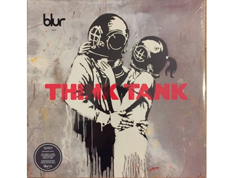 Vinil Blur - Think Tank Special Edition — Alternativa/Indie/Folk