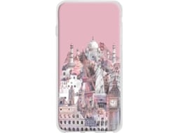 Capa Motorola Moto One Zoom TECHCOOL F_UV531_3996 Rosa