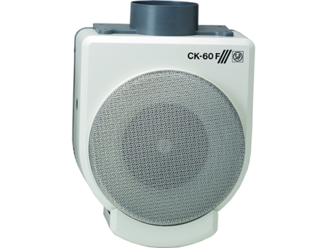 Extrator S&P Kit Ck60 F — 625 m3/h / 59 dB