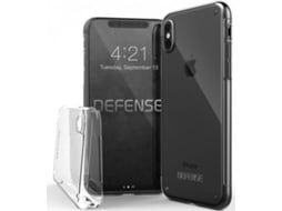 Capa XDORIA Defense 360 Apple iPhone X Transparente — Compatibilidade: iPhone X