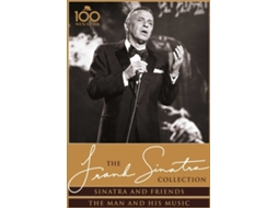 DVD The Frank Sinatra Collection: Sinatra and Friends, The Man and His Music — Jazz