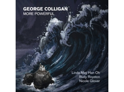 CD George Colligan - More Powerful