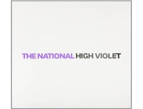 CD2 NATIONAL: HIGH VIOLET (EXPANDED EDITION)