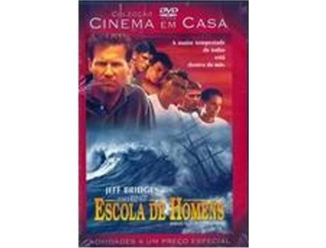 DVD Escola de Homens — De: Ridley Scott | Com: Jeff Bridges,Caroline Goodall,John Savage,Ryan Phillippe,Scott Wolf
