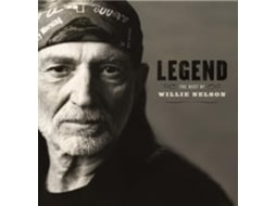 CD Willie Nelson - Legend: The Best of Willie Nelson — Pop-Rock