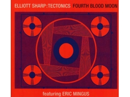 CD Elliott Sharp: Tectonics Featuring - Eric Mingus