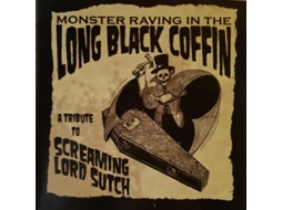 CD Monster Raving In The Long Black Coffin: A Tribute To Screaming Lord Sutch