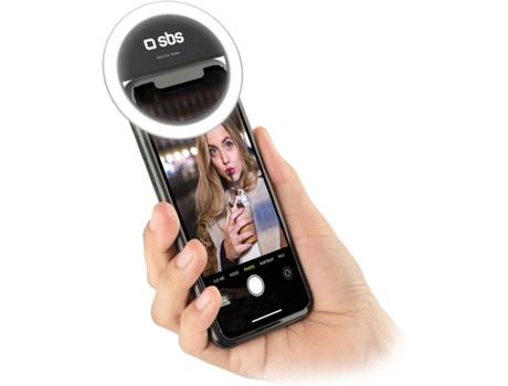 RING LIGHT PARA SMARTPHONE SBS   [7307037 ]